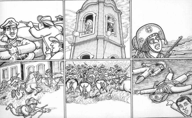 Faroeste à brasileira em Quadrinhos