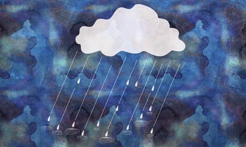 Lições que a chuva me ensinou