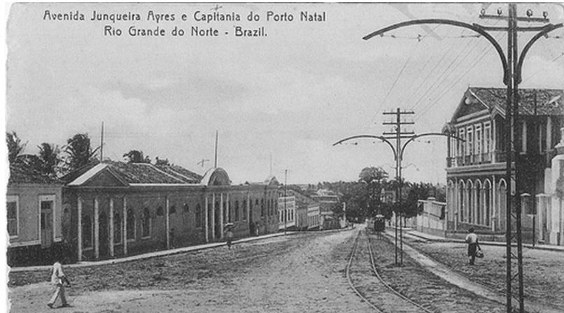 Rua da Cruz, Junqueira Ayres