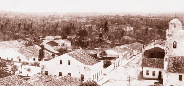 O galo da torre de Santo Antônio e seu doador