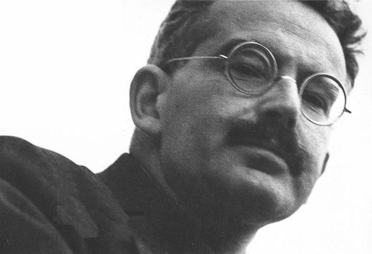 Walter Benjamin em Moscou
