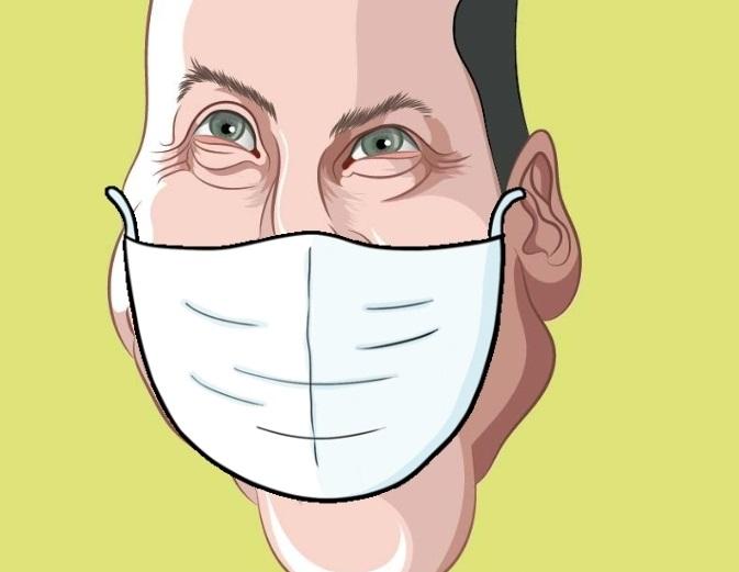 Bendita seja a máscara