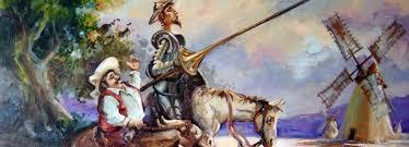 Carta de Quixote ao seu autor