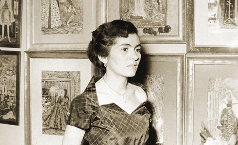Myriam Coeli vista por Vanina Sigrist