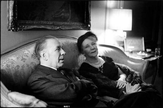 Borges fala por todos os escritores