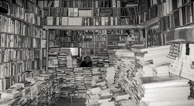 Lembranças de uma livraria